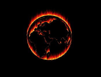 Burning earth redux