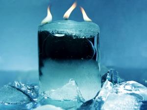 Fire ice redux